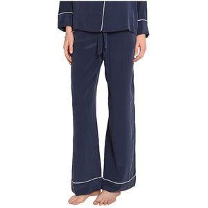 EQUIPMENT Avery Washed-Silk Pajama Pants EUC